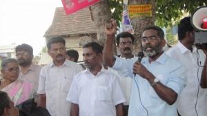 Massive Hunger Strike Against Koodankulam Nuclear Power Plant