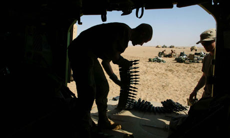 Depleted Uranium clean-up in Iraq to cost $30m