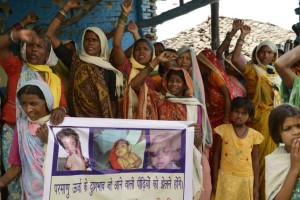 Chutka: Tribals and Villagers Rise in protest against Nuclear Project