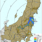 Almost half of Japan polluted by radiation