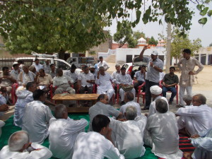 In Gorakhpur, the struggle against nuclear power continues