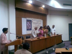 Towards a nuclear-free world: Sandeep Pandey's book on nuclear issues launched in Delhi