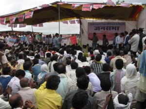 Chutka: People's agitation forces the govt to cancel EIA hearing