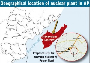365 days of hunger-strike against unsafe American reactor project in Andhra Pradesh
