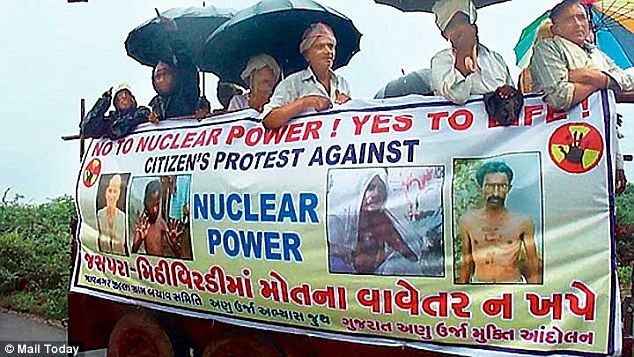 Centre slams NPCIL over propsed Gujarat power plant