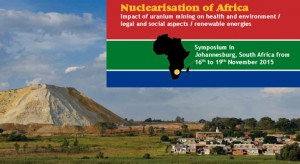 South African government sidelines all critics and steams ahead with nuclear