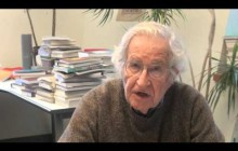 Noam Chomsky's Message to the No Nukes World Social Forum being Held In Fukushima This Month