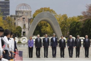 Orwell (and the President) Come to Hiroshima