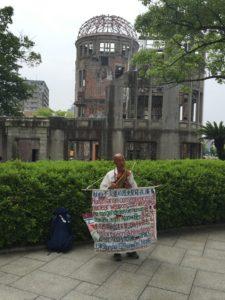 Obama Does Hiroshima