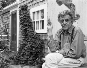 Kurt Vonnegut 1982: Fates Worse than Death